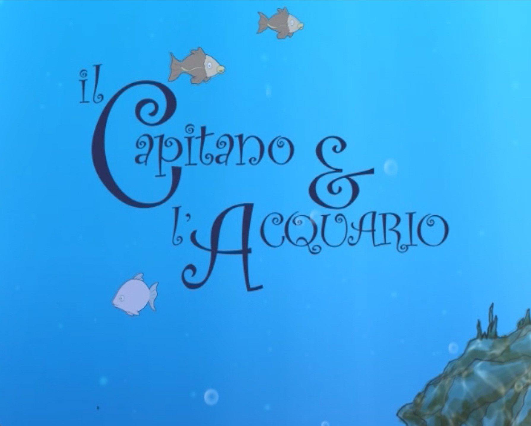 Immagine Il capitano e l'acquario, un progetto di Cicciotun