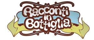 Logo Racconti in bottiglia, un progetto di Cicciotun